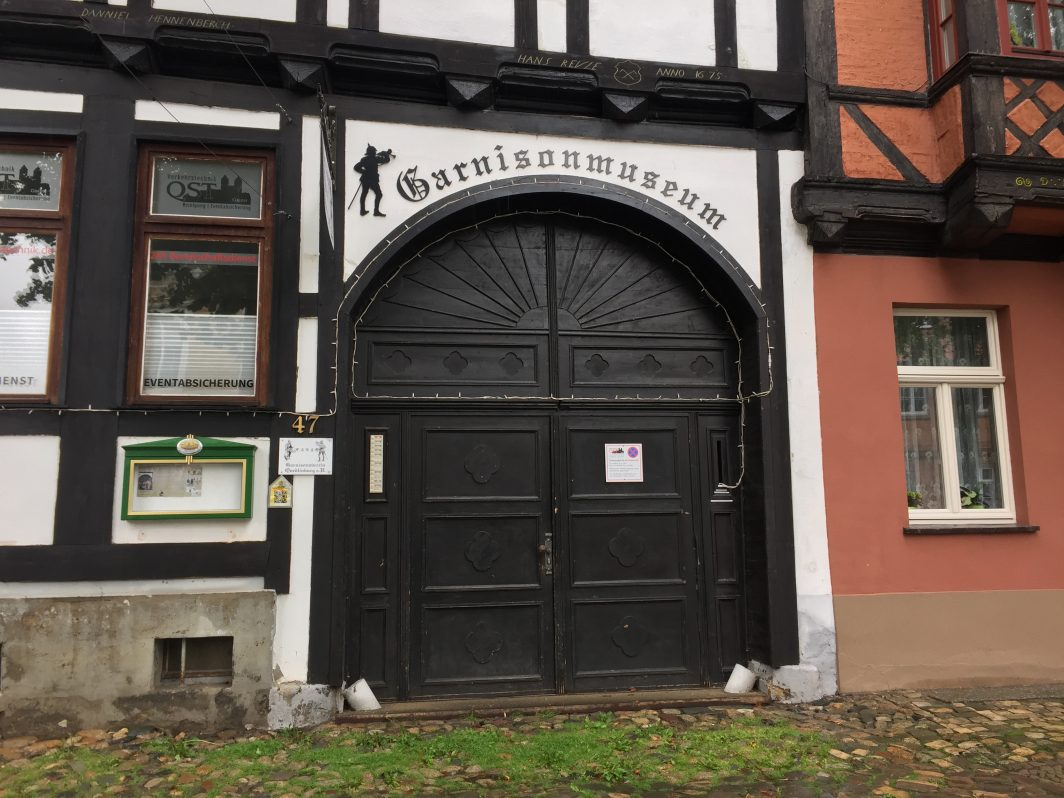 Garnisonsmuseum, Garnisionsverein